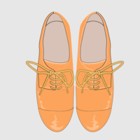 【ORZO】≪オリジナルshoes≫ 《color order》レザー シューズ 革靴
